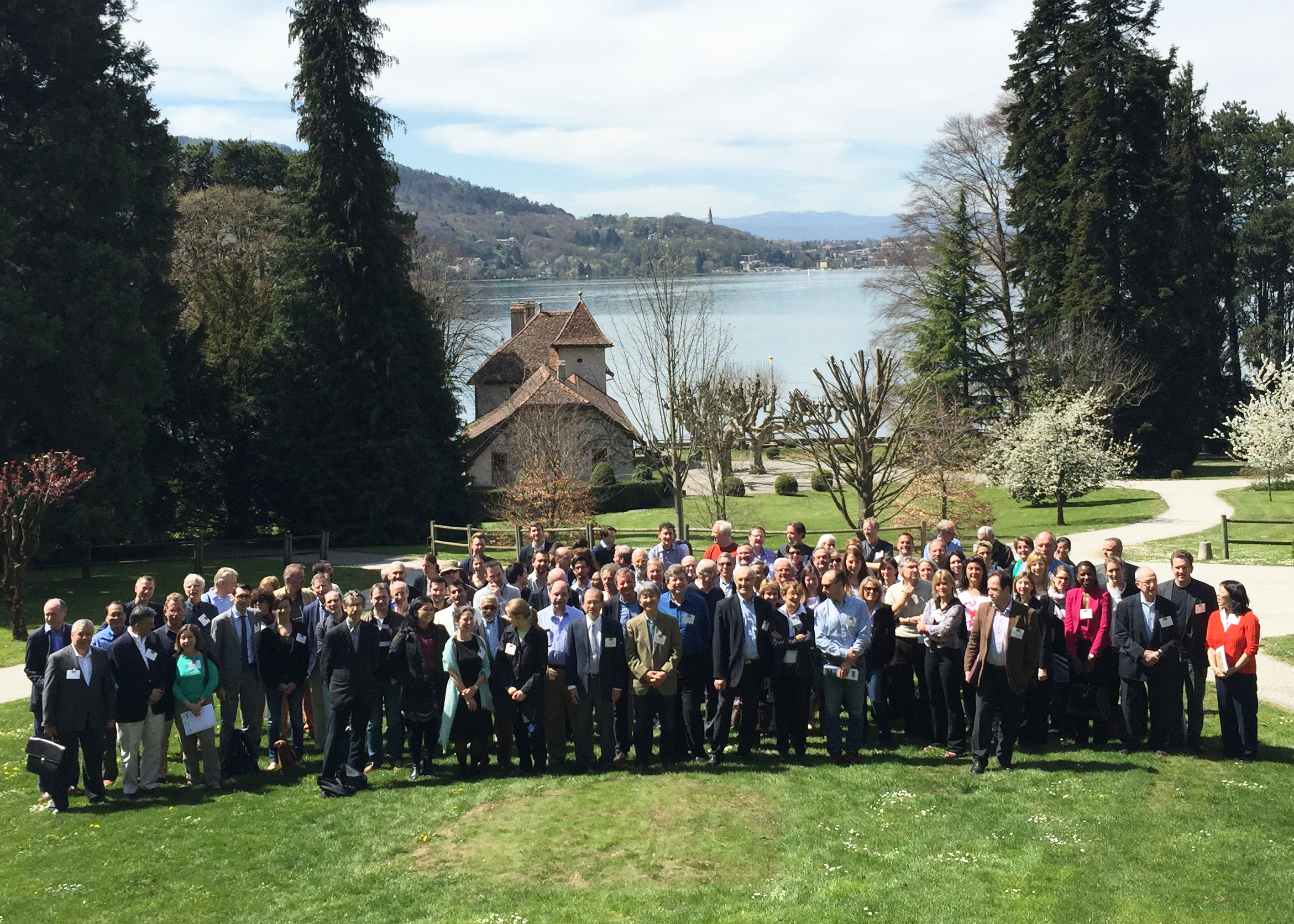 2015 HKS Meeting Participants in Annecy, France.